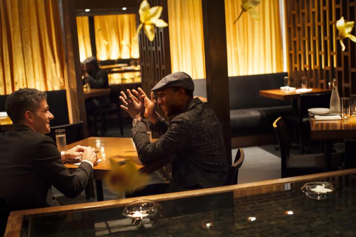 Aloe Blacc for Lincoln at Sixty SoHo.