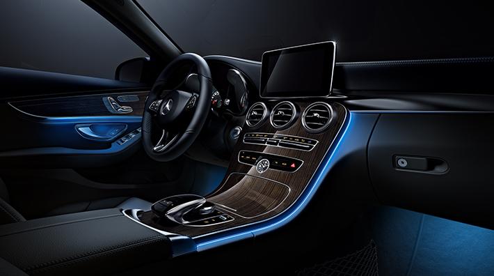 4) Mercedes-Benz-C-Class
