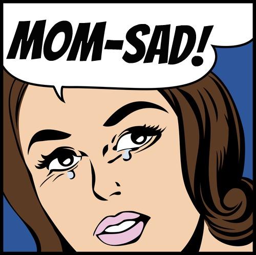 Sad-Mom