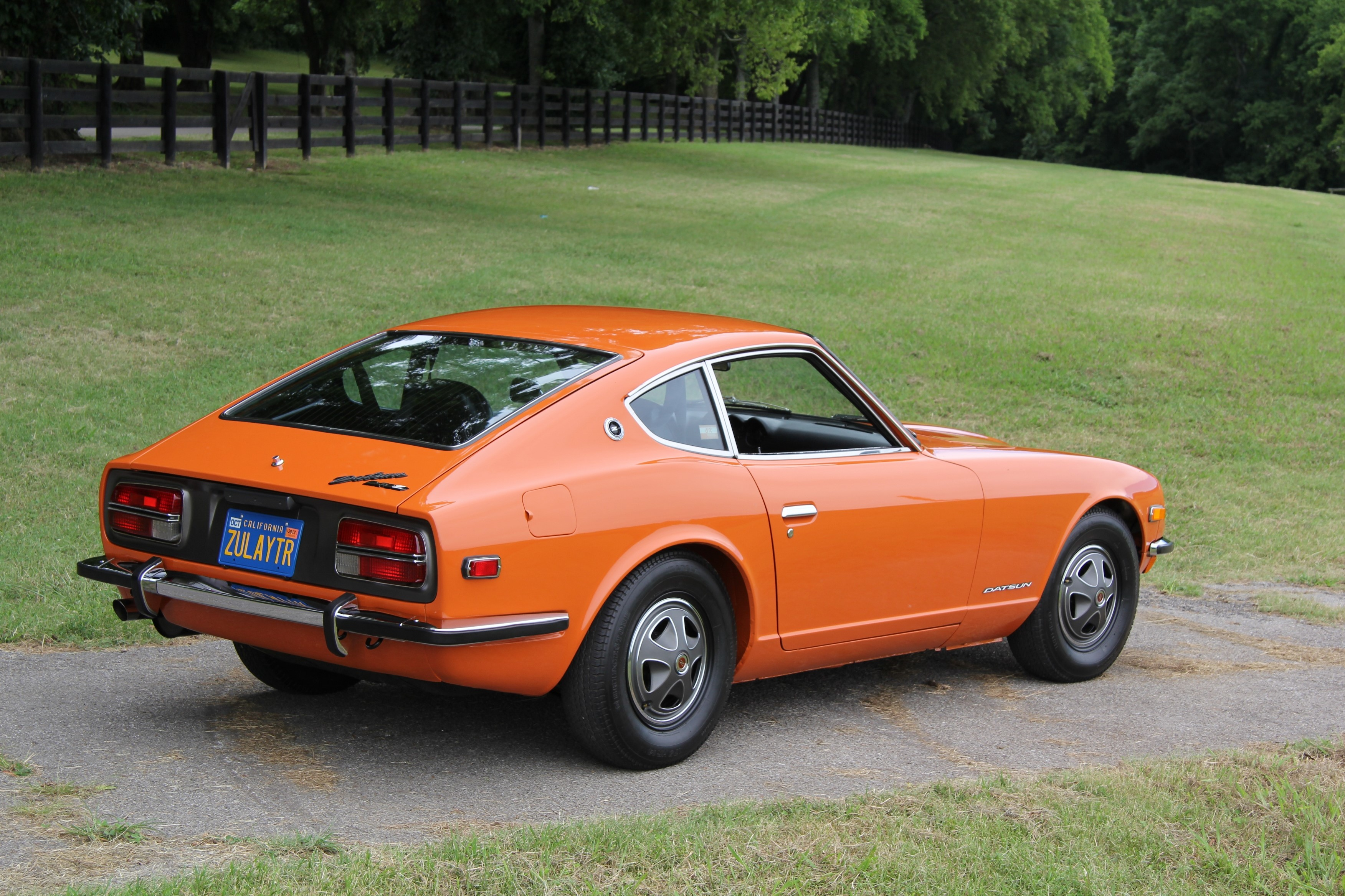 Why You Need To Buy A 1970-73 Datsun 240Z Right Now