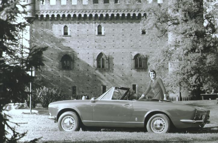 1969 Fiat 124 Sport Spider (1969-1982)
