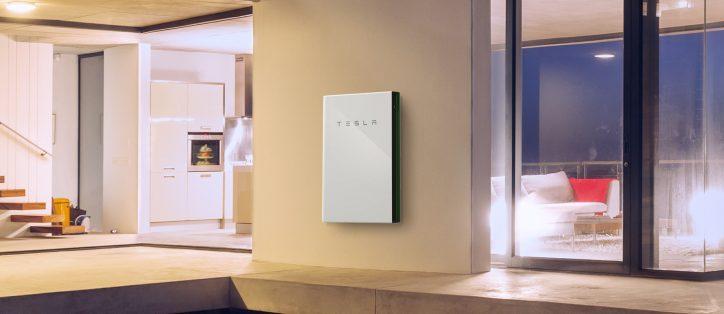 Powerwall-Indoors