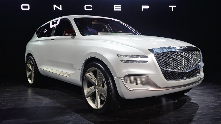 Where Is Hyundai S Upscale Genesis Brand Going And What It Anyway