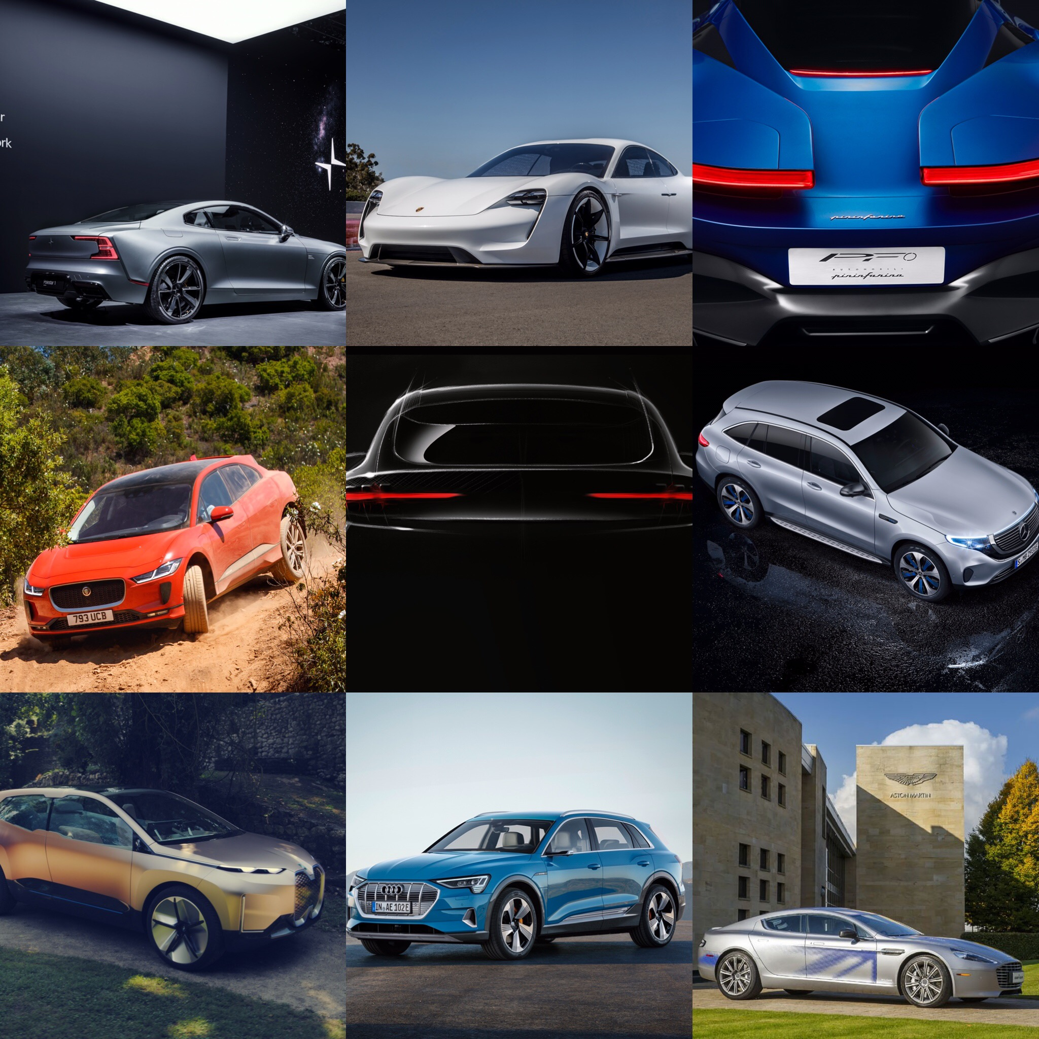 Electric Cars Go Mainstream And Upscale
